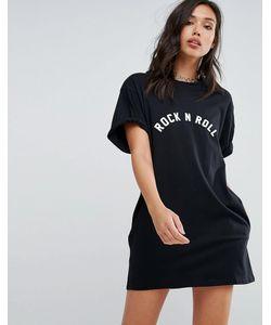 Adolescent Clothing | Платье-Футболка Rock N Roll