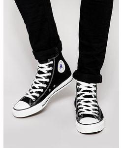 Converse | Высокие Кеды All Star Черный