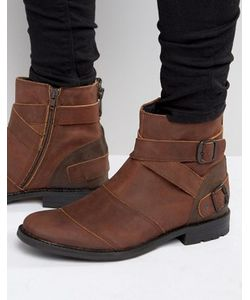 Aldo | Кожаные Байкерские Ботинки Aceriria