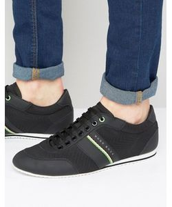 Boss Green | By Hugo Boss Lighter Tape Trainers