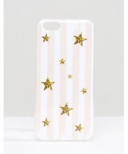 Signature | Чехол Для Iphone 6 С Полосками И Блестящими Звездами
