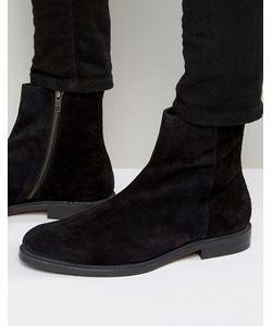 Zign | Замшевые Ботинки С Молнией