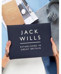 Jack Wills | Чехол Для Ноутбука С Логотипом Borman 13