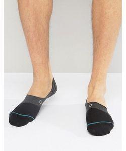 Stance | Черные Носки-Невидимки Gamut