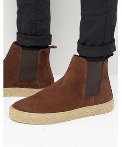 Asos | Замшевые Ботинки Челси