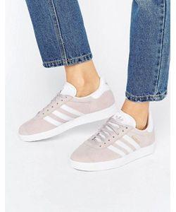 Adidas | Бледно Замшевые Кроссовки Унисекс Originals Gazelle