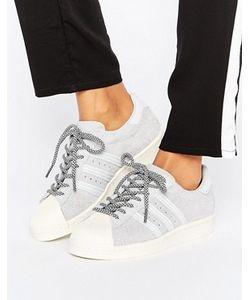 Adidas | Замшевые Кроссовки Originals Superstar
