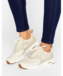 Nike | Кроссовки Овсяного Цвета Air Max Thea