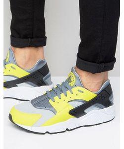 Nike | Желтые Кроссовки Для Бега Air Huarache 318429-305