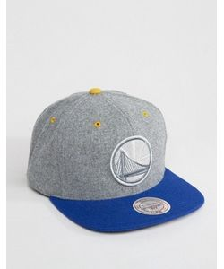 Mitchell & Ness | Бейсболка Golden State Warriors
