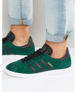 adidas Originals | Зеленые Кроссовки Gazelle Bb5487
