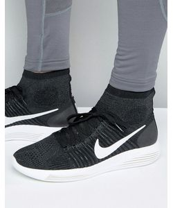 Nike Running | Nike Lunarepic Flyknit Trainers In 818676-007