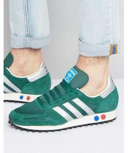 adidas Originals | Зеленые Кроссовки La Og Bb2818
