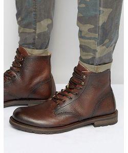 Shoe the Bear | Кожаные Ботинки На Шнуровке