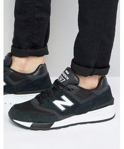 New Balance | Черные Кроссовки В Стиле 70-Х 420 Ml597aac