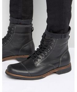 Aldo | Кожаные Ботинки На Шнуровке Swithbert