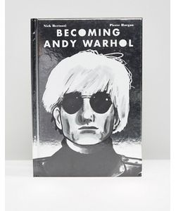 Books | Книга Becoming Andy Warhol