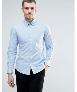 Celio | Gingham Shirt With Button Down Collar