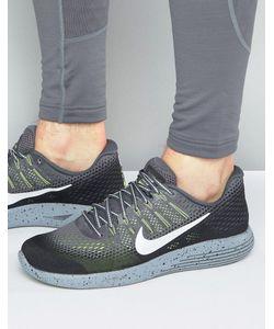 Nike Running | Lunar Glide 8 Shield In 849568-007