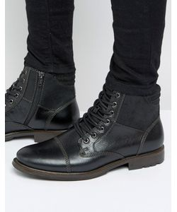 Aldo | Кожаные Ботинки Со Шнуровкой Choham