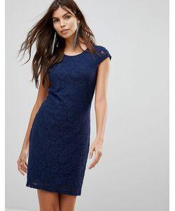 Vero Moda | Облегающее Кружевное Платье