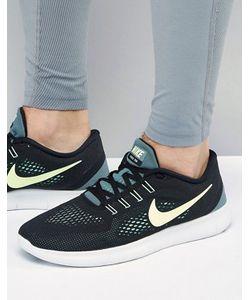 Nike Running | Черные Кроссовки Free Run 831508-006