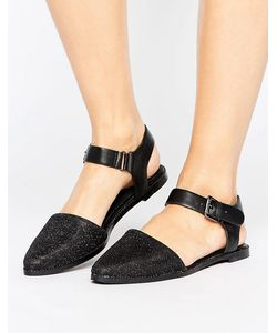 Vero Moda | Туфли Из 2-Х Частей С Пряжками