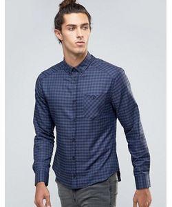Threadbare | Рубашка В Клетку Chive
