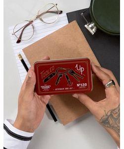 Gentlemen's Hardware | Брелок Для Ключей С Инструментами Gentlemans Hardware