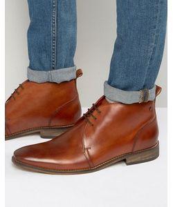 Base London | Кожаные Ботинки Чукка Devon