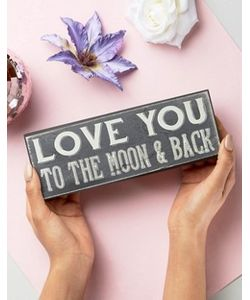 Sass & Belle | Love You To The Moon Back Box