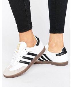 Adidas | Черно Кроссовки Originals Samba Og