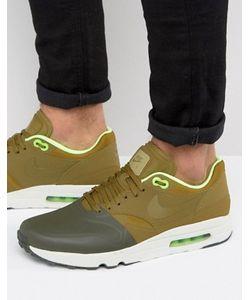 Nike | Зеленые Кроссовки Air Max 1 Ultra 2.0 875845-300