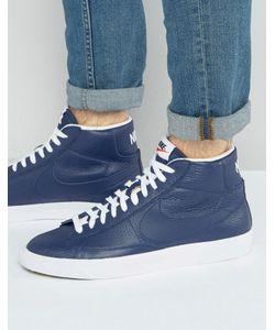 Nike | Кроссовки Средней Высоты Blazer 429988-402