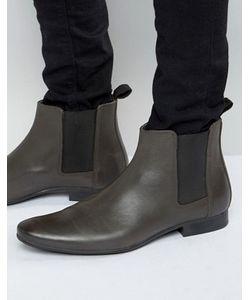 Frank Wright | Кожаные Ботинки Челси