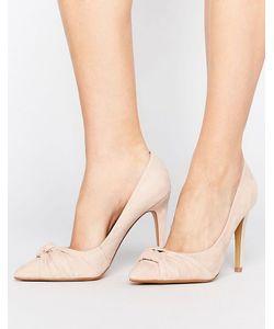 Head Over Heels | Туфли-Лодочки С Острым Носком И Узелком By Dune