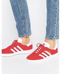 Adidas | Замшевые Кроссовки Унисекс Originals Gazelle
