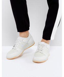 Nike | Бежевые Кроссовки Dunk Low