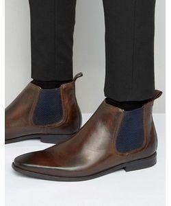 Base London   Кожаные Ботинки Челси William