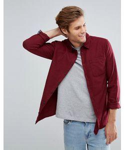 Blend | Однотонная Рубашка Классического Кроя