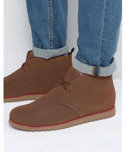 D-Struct   Ботинки Чукка