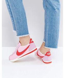Nike | Кожаные Кроссовки В Стиле Ретро Classic Cortez