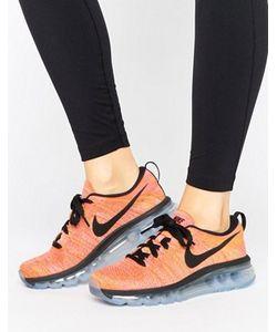 Nike | Вязаные Кроссовки Running Flyknit Max