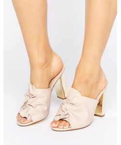 OFFICE | Spice Knot Heeled Mules