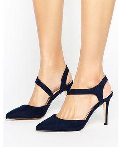 Coast | Navy Twist Shoe