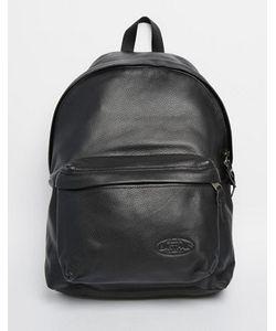 Eastpak | Кожаный Рюкзак С Уплотнением Pakr