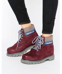 Cat Footwear | Cat Colorado Lace Up Flat Boot