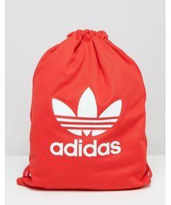 adidas Originals | Рюкзак На Затягивающемся Шнурке Adidas Tricot