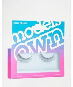 Models Own | Накладные Ресницы Естественной Длины