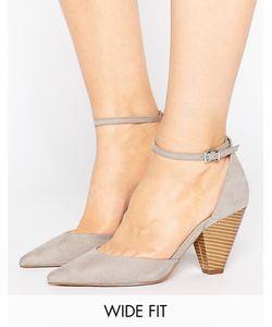 Asos | Туфли На Каблуке Для Широкой Стопы Olivia